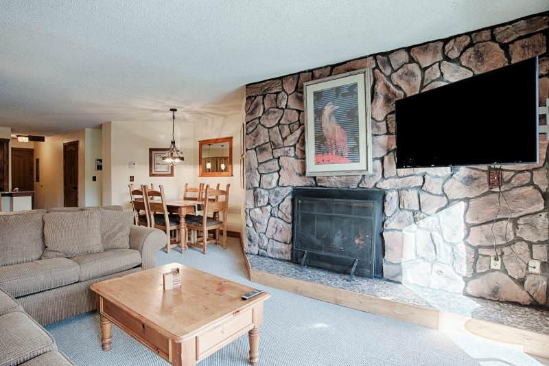 Sawmill Creek Breckenridge #206