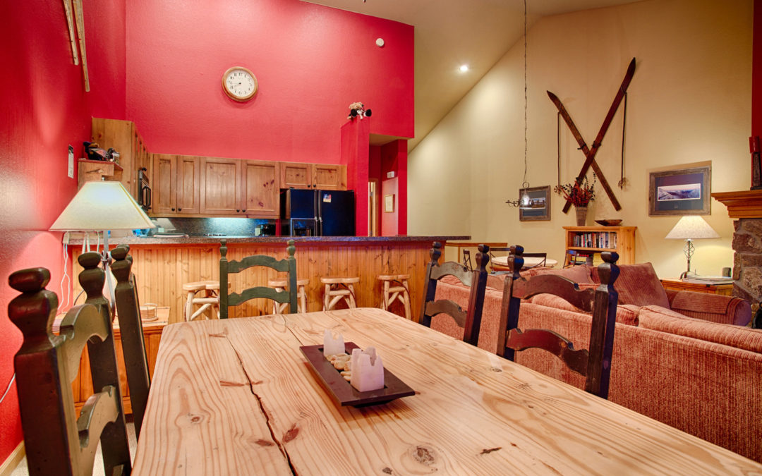 ONE BRECKENRIDGE PLACE TOWNHOME #36