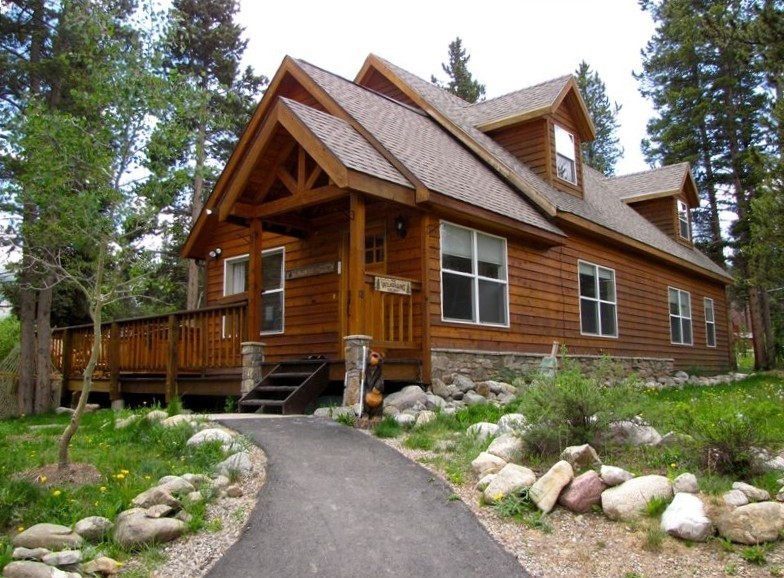 Blue River – Quinn Cabin
